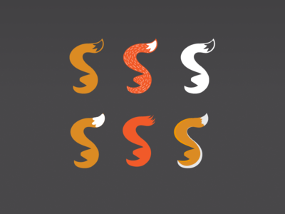 StoryFeed - variations of the logo