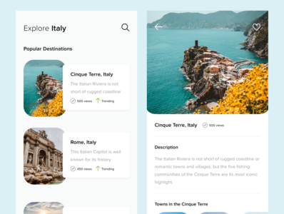 Explore Italy App