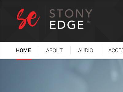 Stony Edge website electronics logo