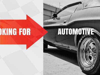 Ramair Filters ecommerce web design car automotive