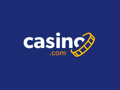 Casino Logo money coin branding casino logo