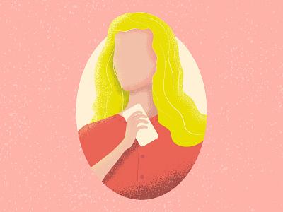 Texture Study adobe illustrator minimal vector illustration