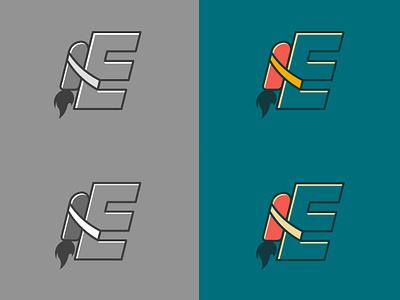 EloEntregas Logo branding adobe illustrator logo vector design illustration