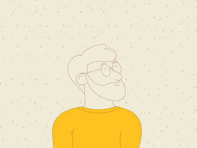 Lineart Study vector flat illustration website branding web adobe illustrator design minimal