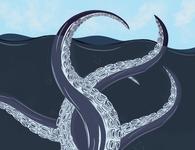 Octopus drawing digital illustration art design octopus sea digital illustrator digitalart digital illustration illustration procreate