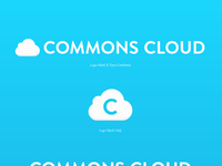 Logo commonscloud march2015 brandusage dribbble large 2x