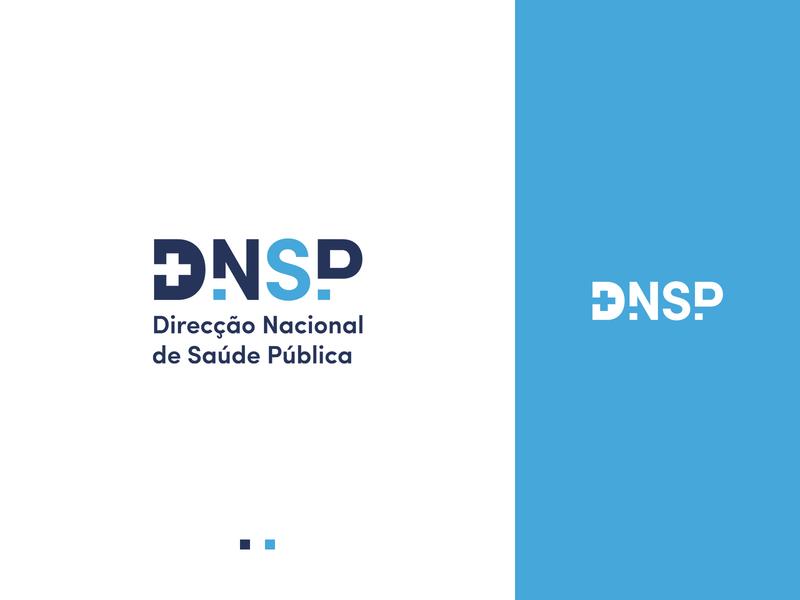 DNSP hospital hospital logo medical medicine vector logotype logo design logo flat design branding