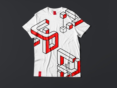 Archiparti Tshirt brand identity icons visual design graphic design merch design