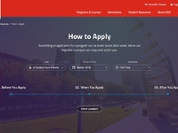 How to apply interactive