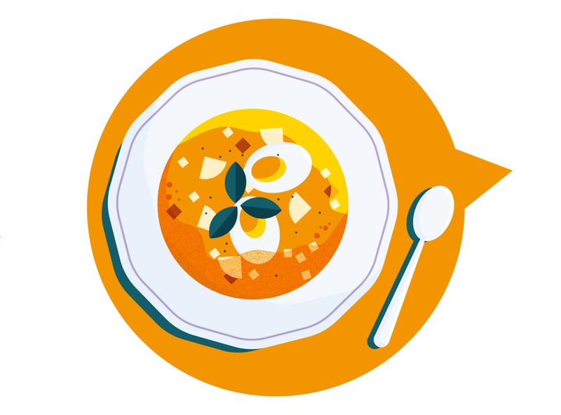 Quick Fix Belarusian Words and Phrases, spot 2 belarus food design minimal editorial editorial illustration vector illustrator illustration