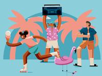 Spotify Playlist cover Culture Trip