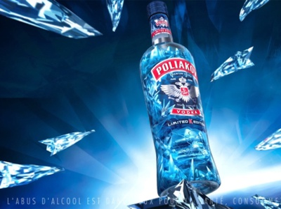 Poliakov vodka motion design paris 2020 luxury art direction motion design