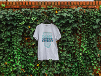 Cotton District Tee