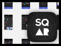 sqAR app icon
