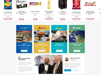 Bestway Redesign ux  ui ux mobile ecommerce shop design responsive ux design web design e commerce