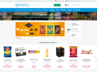 Bestway Redesign ux  ui ux mobile ecommerce shop design responsive ux design web design e commerce