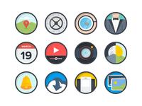 Obox 3.0 Icons