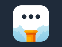 Thought Train Icon