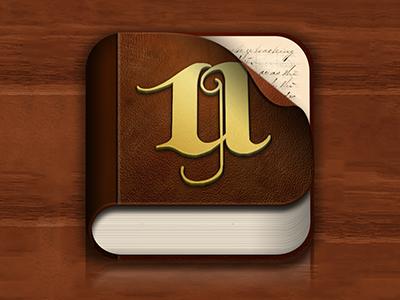 Golden logo illustration branding webapp photoshop texture design utmost iphone leather gold book