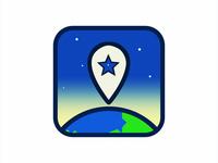 005  Map the Stars App Icon