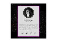 006 User Profile