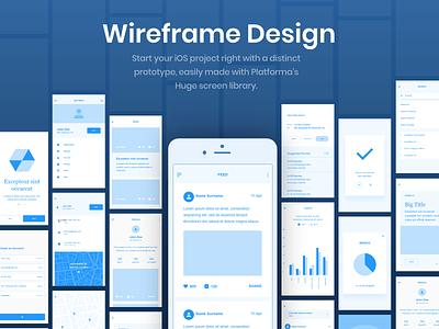 Wireframe UI Design trending mockup login ui ui design uidesign ui photoshop illustration design uiux