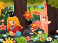 Arisa's Adventures in Forest