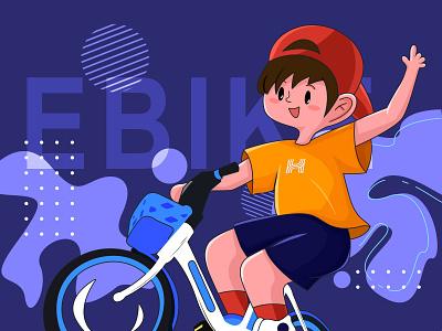 骑行人物 男生 骑行 单车