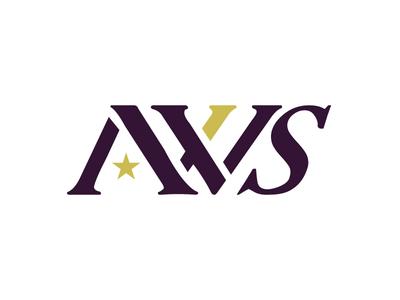 My initials monogram