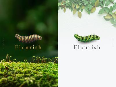 Logo for Flourish