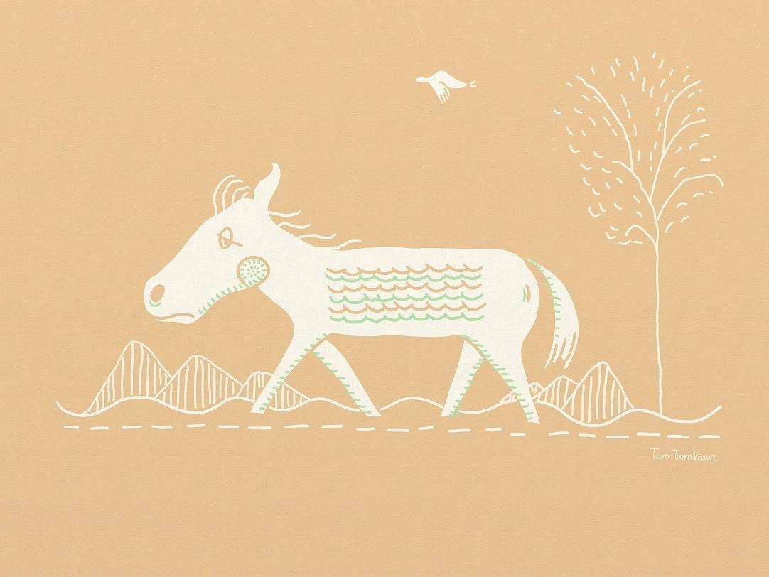 Journey horse illustration illustration art drawing digitalartwork digitalart digital art