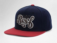 Typography and Design for Reef New Era Cap