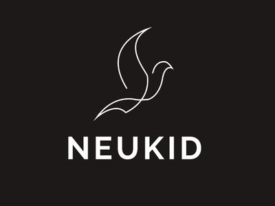 Neukid logo design