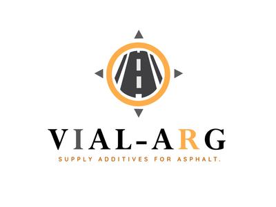 Vial arg logo design