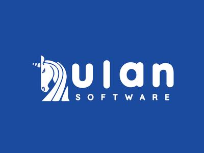 Ulan  logo design