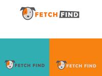 fetch find logo