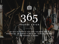 365 Photos Later — Unsplash