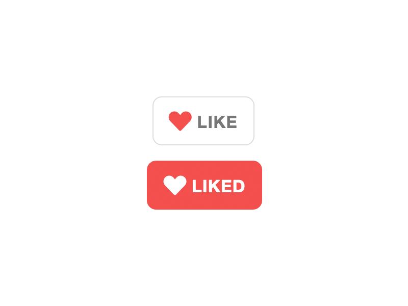 Unsplash + Likes button unsplash like
