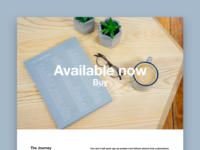 Unsplash Book — Website