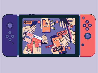 Switch illustration
