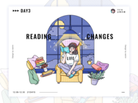 Reading Changes Life
