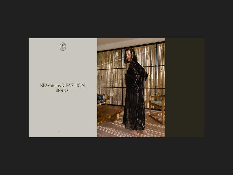 Monochromatic ecommerce shop ecommerce fashion monochrome ux ui design