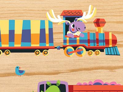 Moose Train