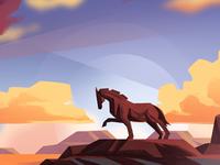 Horse Monument