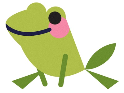 Froggo frogs vector illustrator icon artwork graphic design kidlitart cute animal illustration icon frog