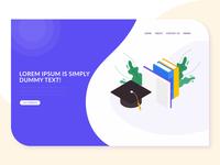 Freebie | Education landing - 7