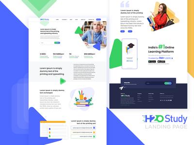 H2O Study Landing Page