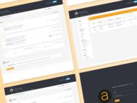 SEM App - UI design and front end developement