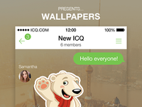 ICQ Wallpapers