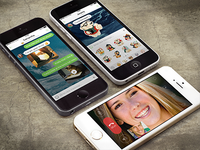 ICQ Screens for AppStore